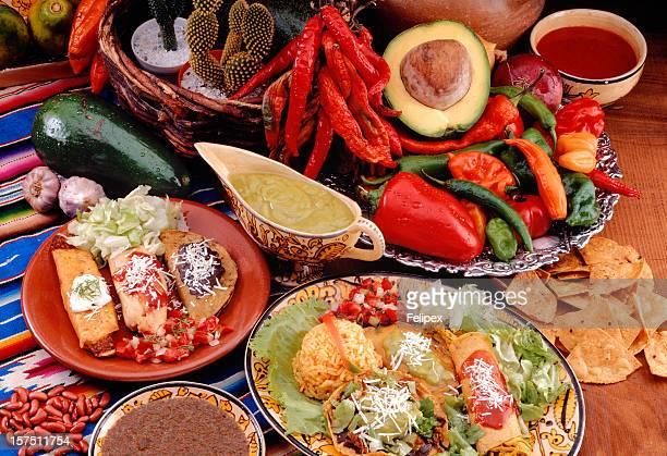 Mexikanische Speisen