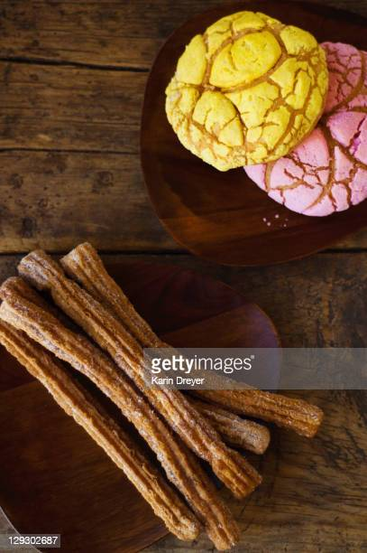 Mexican pastries and churros