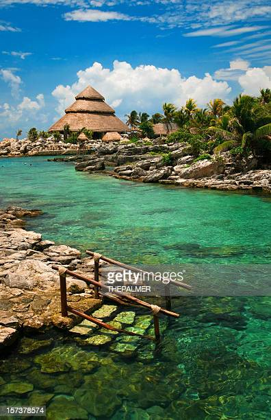 mexican resort - quintana roo stock pictures, royalty-free photos & images