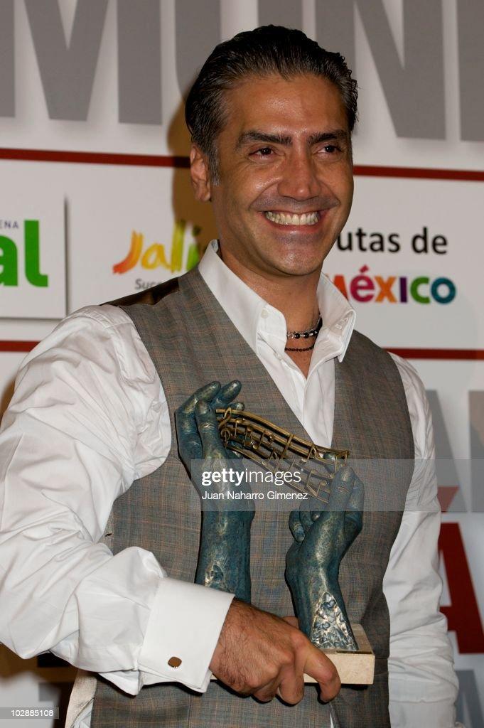 Alejandro Fernandez Press Conference in Madrid