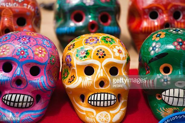 Mexikanische Totenköpfen