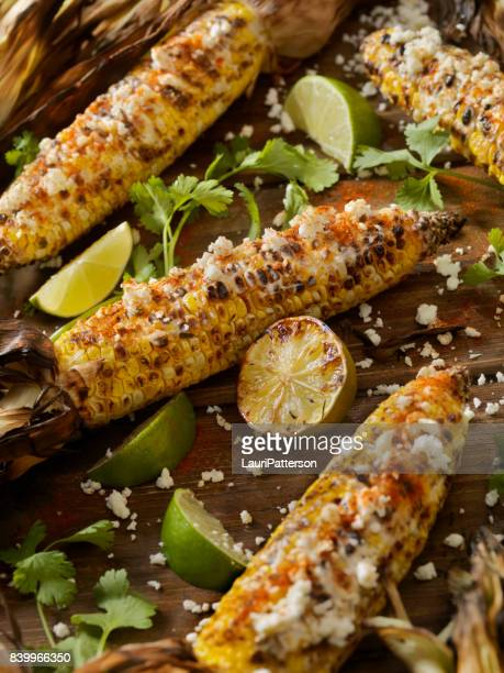Mexican Style Street Corn