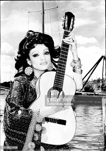 Mexican ' superstar' Gabriela Farah Miss Mexico 1972 actress dancer and singer of eleven languagesGabriela lives at Natural Bay now but still keeps...