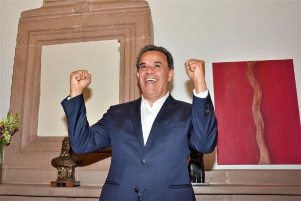 MEX: Fernando de la Mora Press Conference
