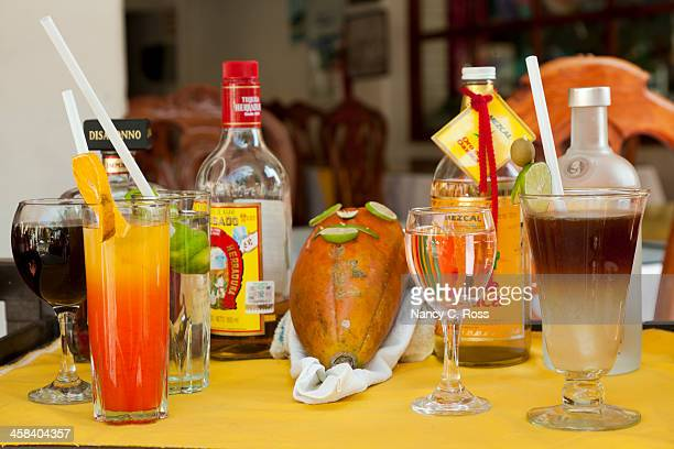 Mexican Tequila Drinks