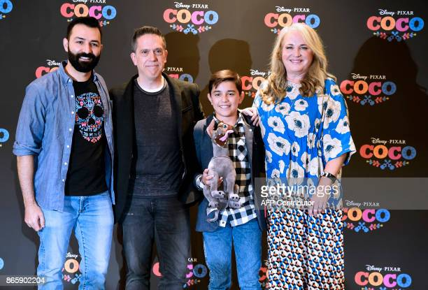 2 489 Coco 2017 Film Photos And Premium High Res Pictures Getty Images