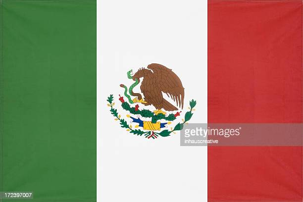 mexician flag - mexican flag stock pictures, royalty-free photos & images