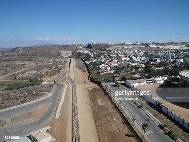 U.S. / Mexico border