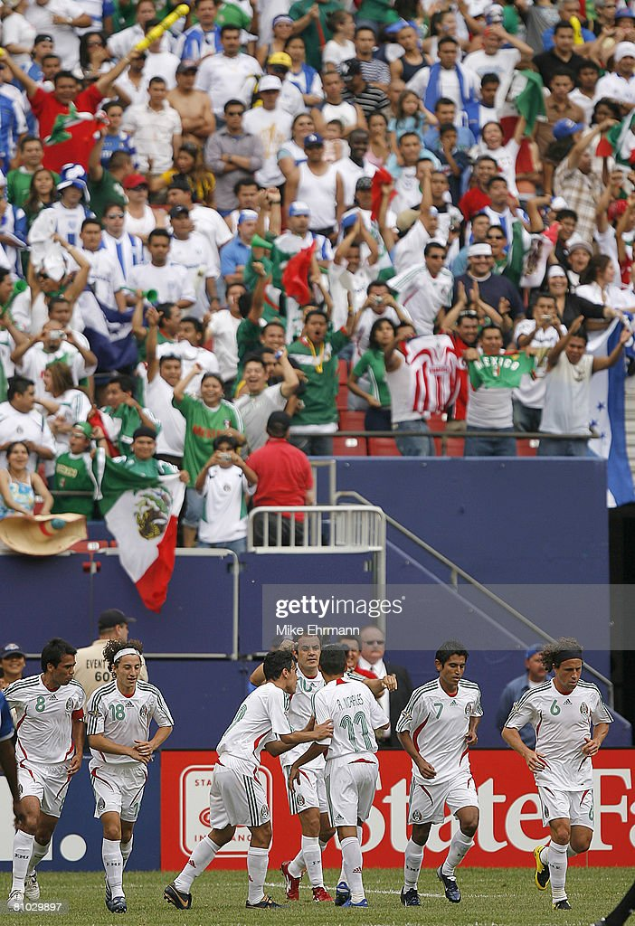 2007 CONCACAF Gold Cup - Mexic...