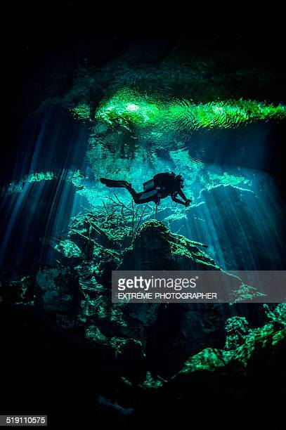 mexico cenotes - yucatan peninsula stock pictures, royalty-free photos & images
