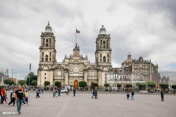 Mexico City Metropolitan Cathedral, Mexico