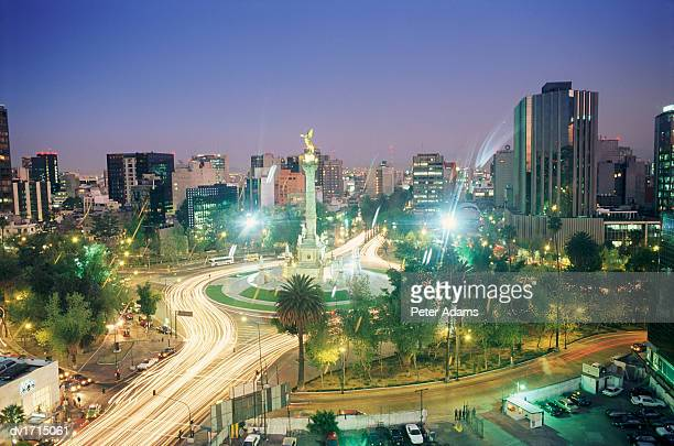 mexico city, mexico, central america - mexico city stock pictures, royalty-free photos & images