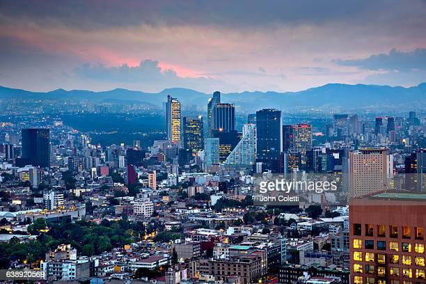 mexico city, mexico - mexico stad stockfoto's en -beelden