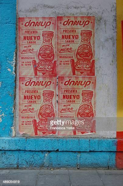 Mexico City Poster Art