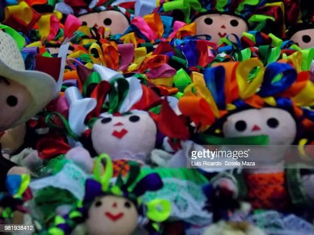 mexico city,mexico - candy dolls fotografías e imágenes de stock
