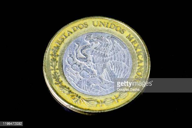 mexico currency, the peso - global awards stock pictures, royalty-free photos & images