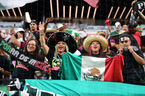 NV: United States v Mexico: Final - 2021 CONCACAF Gold Cup