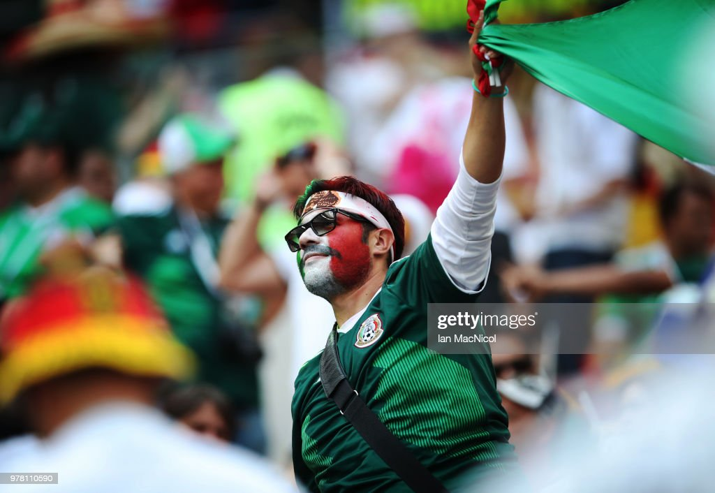 Germany v Mexico: Group F - 2018 FIFA World Cup Russia : ニュース写真