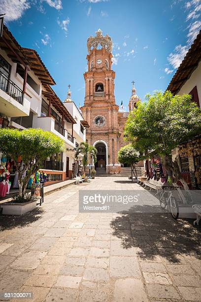 Mexico, Jalisco, Puerto Vallarta, Church of Our Lady of Guadalupe