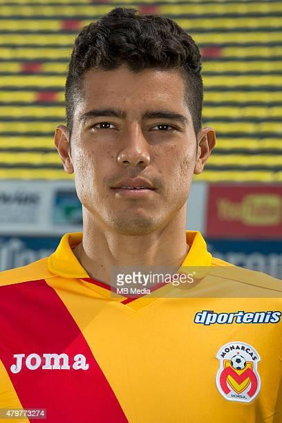 Mexico League BBVA Bancomer MX La Monarquia Club Atletico Monarcas Morelia / Mexico Victor Emmanuel Guajardo Valdes ' Victor Guajardo '