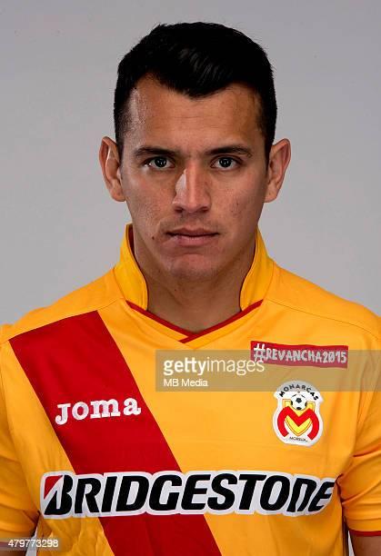 Mexico League BBVA Bancomer MX La Monarquia Club Atletico Monarcas Morelia / Mexico Daniel Arreola