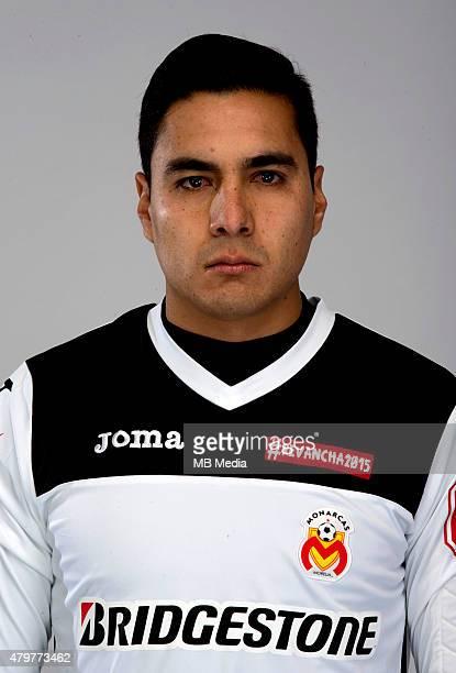 Mexico League BBVA Bancomer MX La Monarquia Club Atletico Monarcas Morelia / Mexico Felipe Rodriguez