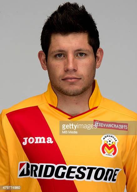 Mexico League BBVA Bancomer MX La Monarquia Club Atletico Monarcas Morelia / Mexico Luis Morales