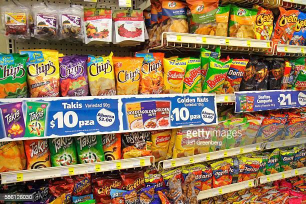 Mexico Mexico City Ciudad de MŽxico Federal District Centro Historico 5 de Mayo convenience store