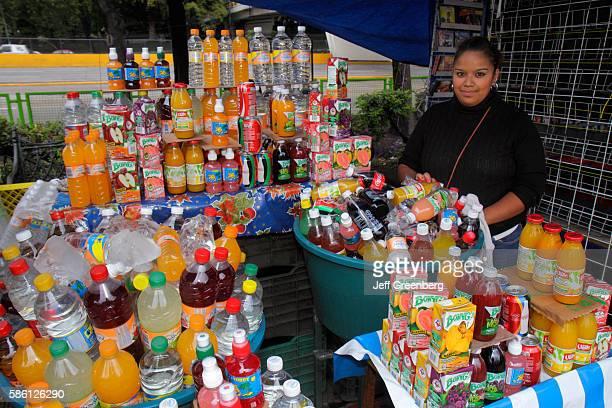 Mexico Mexico City Ciudad de MŽxico Federal District Chapultepec Metro Market