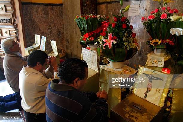 Mexico, Mexico City, Ciudad de MŽxico, Federal District, Cuauhtemoc, Centro Historico, Venustiano Carranza, Iglesia de Porta Coeli, Heaven's Gate.