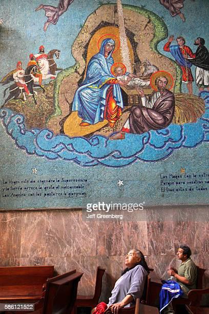 Mexico, Mexico City, Distrito Federal, Cuauhtemoc, Centro Historico, Venustiano Carranza, Iglesia de Porta Coeli, Heaven's Gate.
