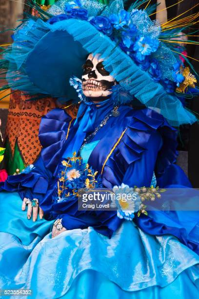 mexico - day of the dead stock pictures, royalty-free photos & images