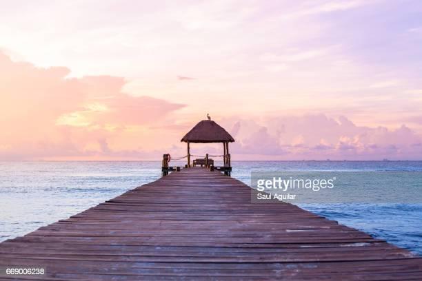 mexico - playa del carmen fotografías e imágenes de stock