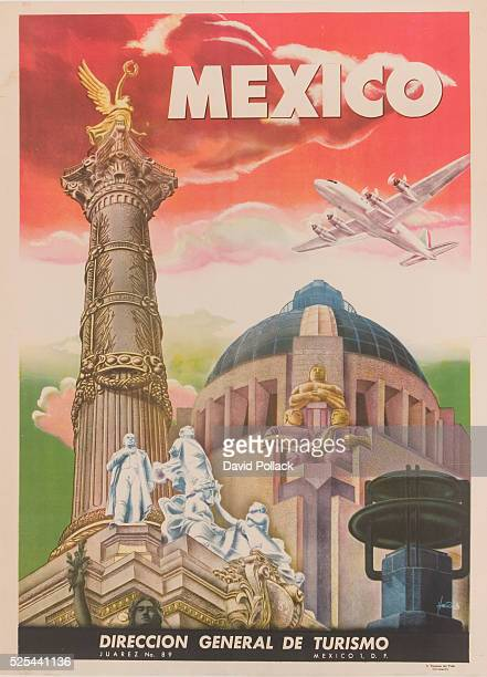 Mexico Poster by Heras