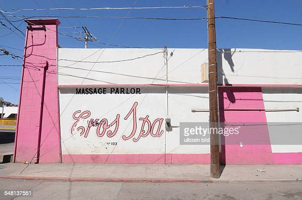 Mexico USA Arizona Nogales Mexico has seen in recent year a rise in drug related violence especially in the Northern part bordering the United States...