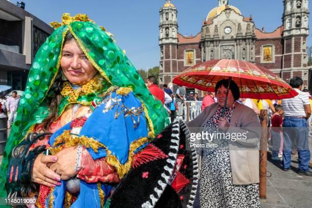 méxico-virgen de guadalupe - festival de la virgen de guadalupe fotografías e imágenes de stock