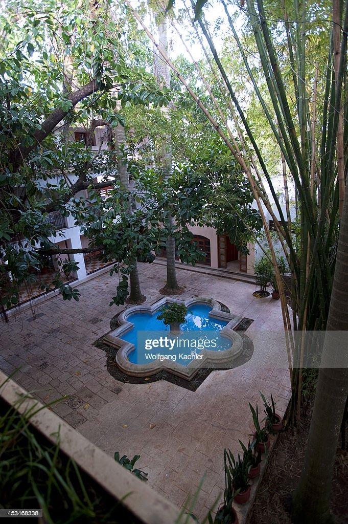 Mexico Yucatan Peninsula Chichen Itza Hotel Mayaland Pictures