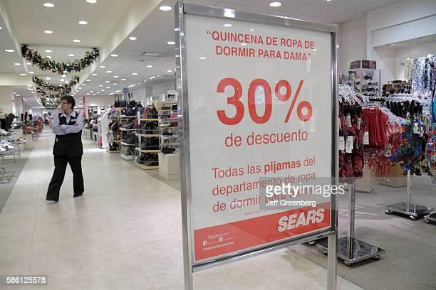 Mexico Yucat‡n Peninsula Quintana Roo Cancun Avenida Tulum Plaza las Americas shopping mall Sears global company
