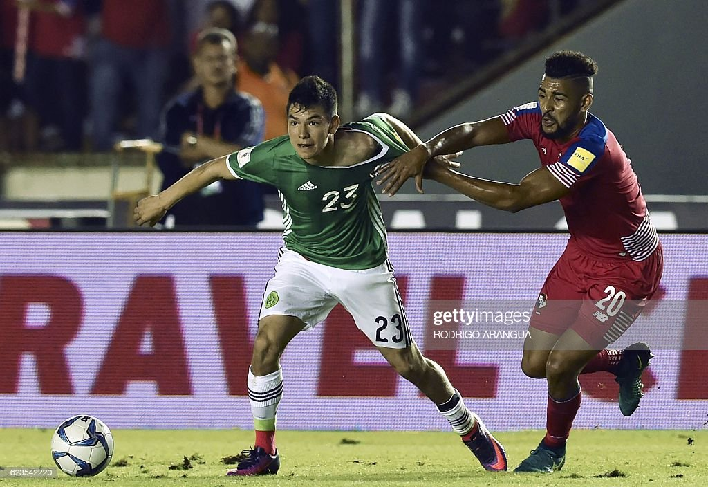 FBL-WC-2018-PAN-MEX : News Photo