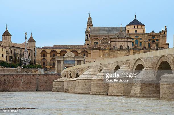 Mezquita Cathedral and Roman Bridge