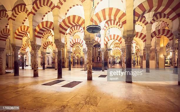 mezquita de córdoba - mezquita fotografías e imágenes de stock