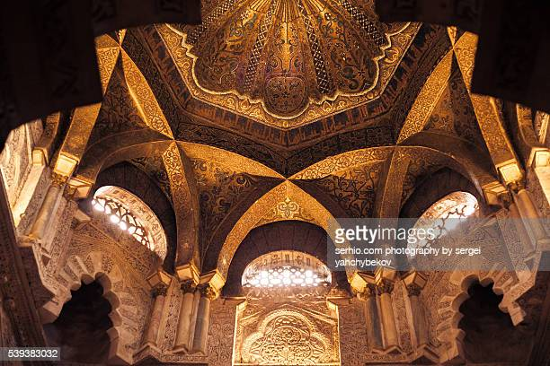mezquita de córdoba - スペイン コルドバ市 ストックフォトと画像