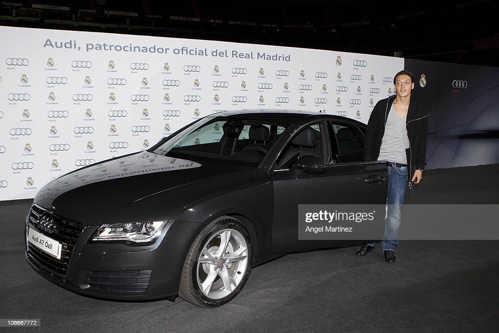 Audi Delivers New Cars To Real Madrid Players Photos And Images - New cars 2010