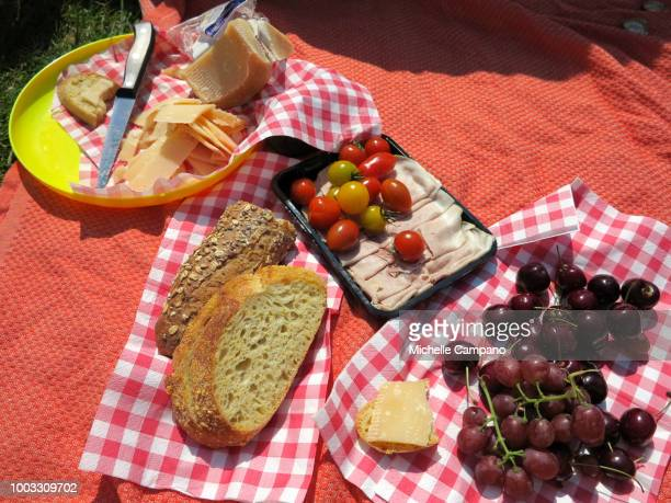 mezze plate - picnic blanket stock pictures, royalty-free photos & images