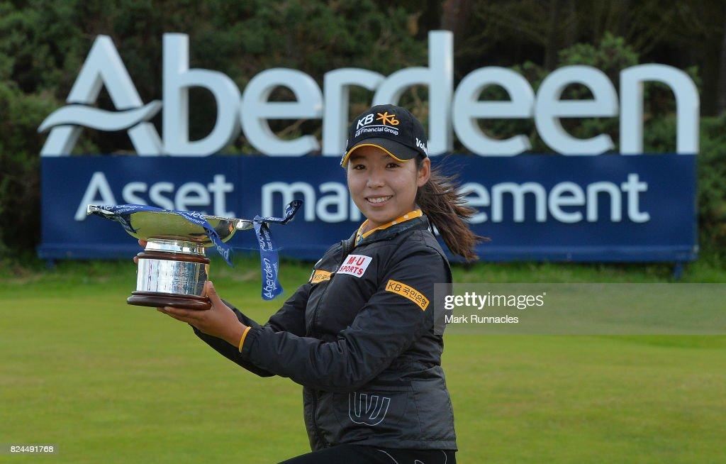 Aberdeen Asset Management Ladies Scottish Open - Day Four : News Photo