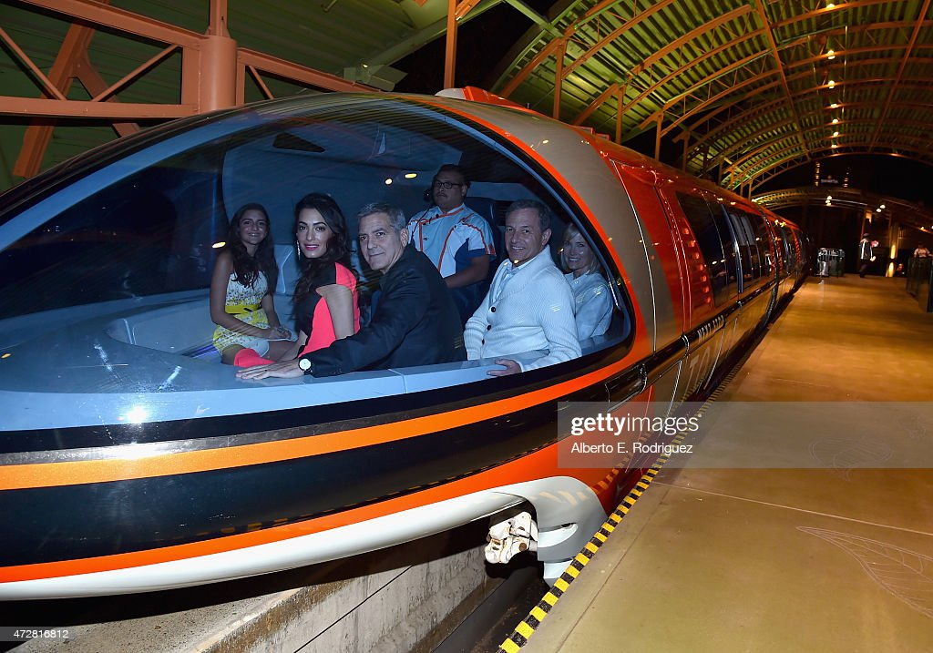"""The World Premiere Of Disney's """"Tomorrowland"""" At Disneyland, Anaheim, CA - After Party : News Photo"""