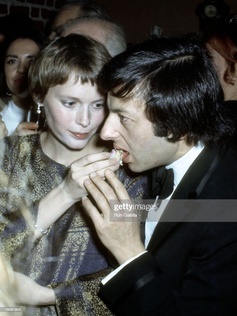 Andre Previn's Conducting Performance After Party - December 14, 1969 : News Photo