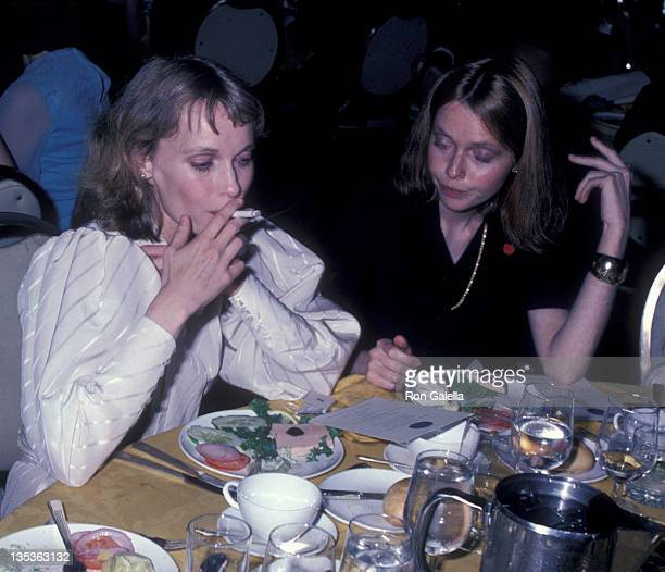 Mia Farrow and Tisa Farrow attend 34th Annual Tony Awards Supper Ball on June 8, 1980 at the New York Hilton Hotel in New York City.