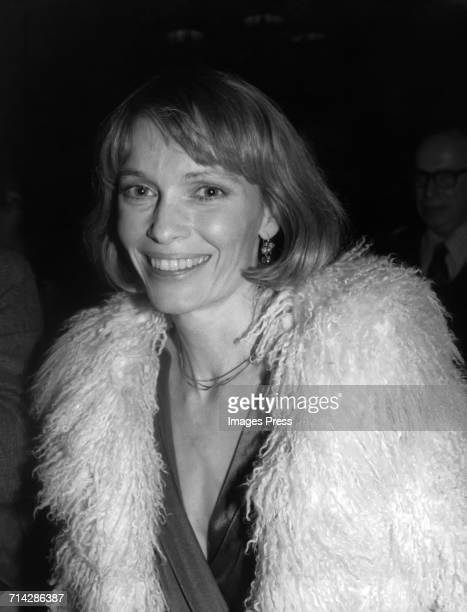 Mia Farrow circa 1980 in New York City