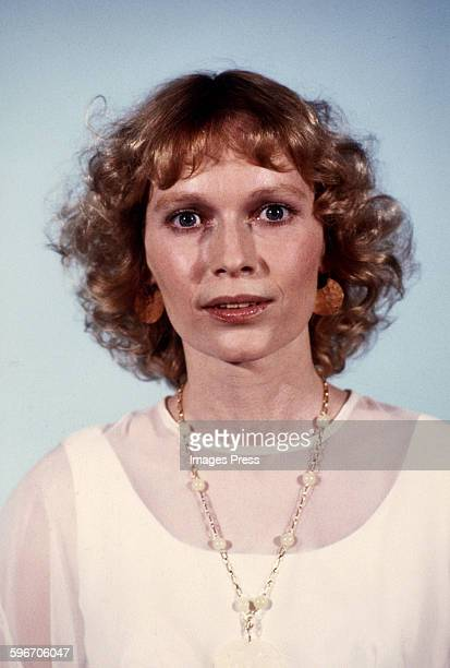 Mia Farrow circa the 1980s